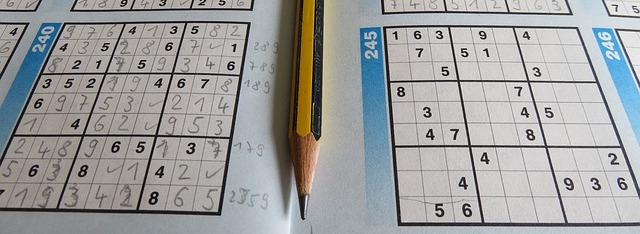 """""""Sudoku solver"""" – tym razem nie wyszło – post mortem"""